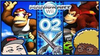 1on1: Mario Kart Wii - Part 2 - Sex-Gott in Japan?!   Cornel vs. Wolo