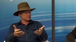 Die Pyramiden von Bosnien, Dr. Sam Osmanagich bei Lebenskraft TV