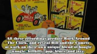 BILL HALEY  - The REAL Birth Of Rock
