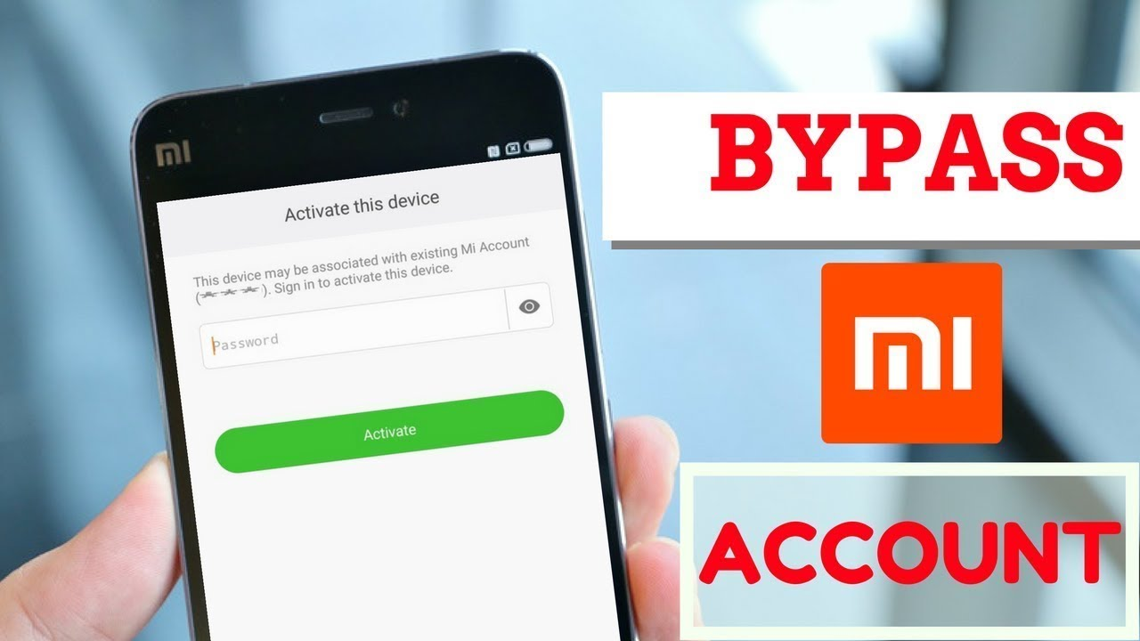 How to Bypass Xiaomi Mi Account Lock on Any Xiaomi Phone Update