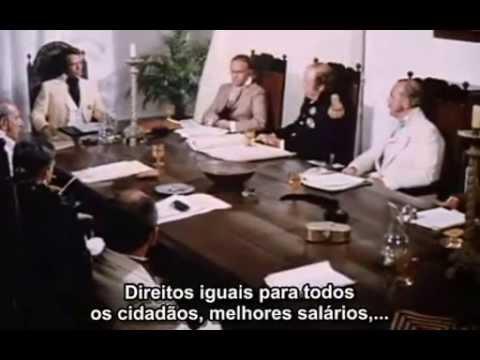 Queimada! Burn! 1968 Marlon Brando e Gillo Pontecorvo LEGENDADO