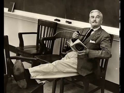 William Faulkner on Wolfe