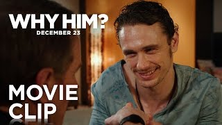 "Why Him? | ""Check-In"" Clip [HD] 