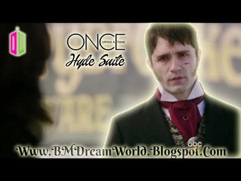 Once Upon A Time Season 5 Soundtrack: Official Hyde Suite