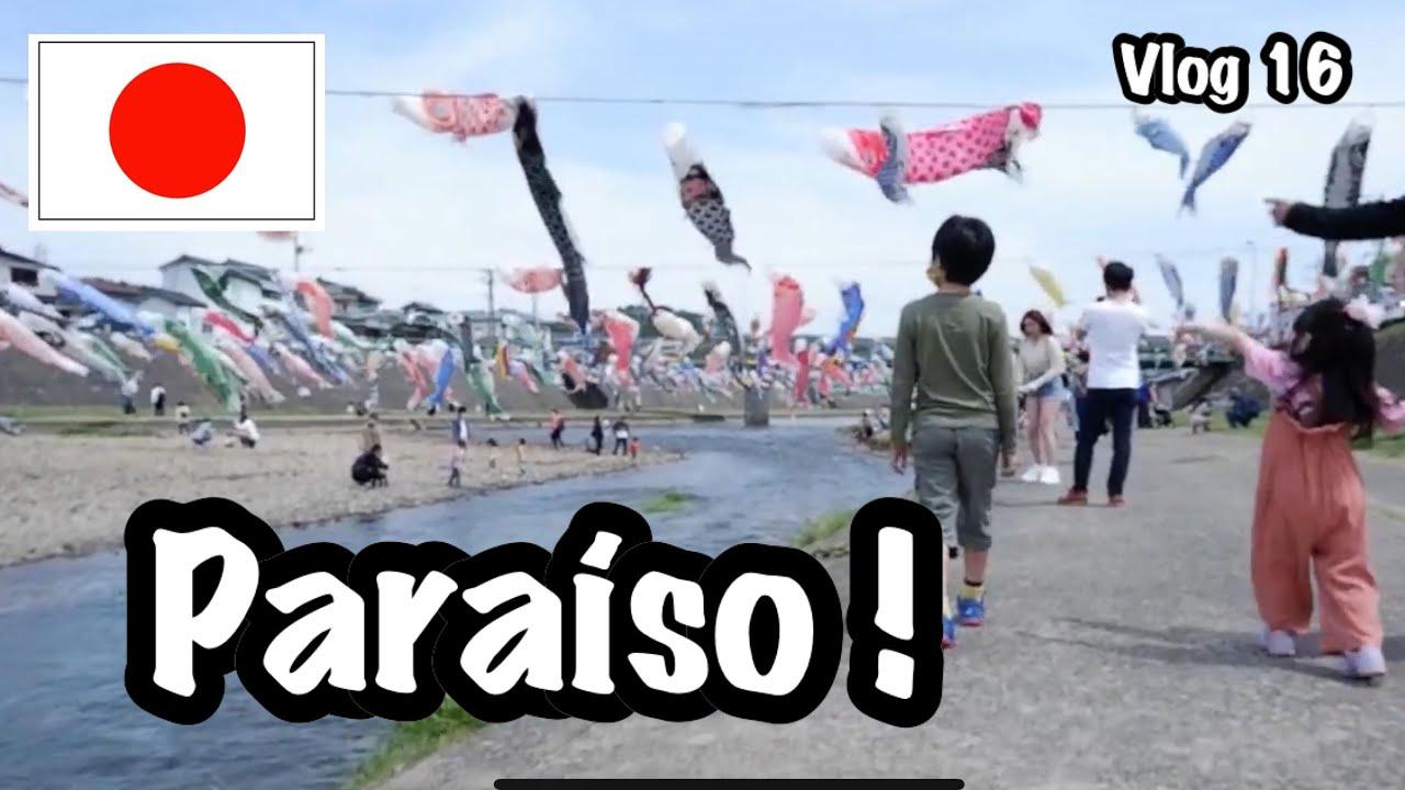 estamos en el paraiso+videovlogjapon