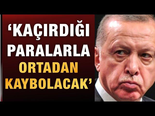 """""""ERDOĞAN DAMADI GİBİ ORTADAN KAYBOLACAK..."""" PROF. DR. İBRAHİM ÖZTÜRK"""