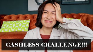 Cashless Challenge (No Cash For One Day!) | Laureen Uy