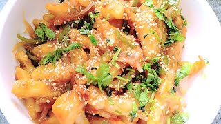 Crispy Honey Chilli Potato Recipe | Homemade Honey Chilli Potato | Starter Recipes Indian