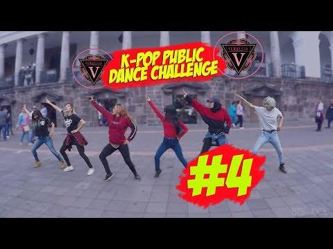 KPOP PUBLIC DANCE CHALLENGE #4 - by VENDETTA