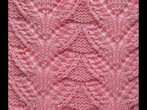 Узор для Свитера Спицами - варианты работ - 2019 / Pattern for Sweater Knitting