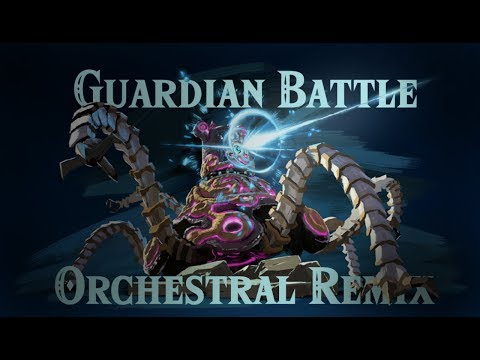 Guardian Battle Theme - The Legend of Zelda (Orchestral Remix)