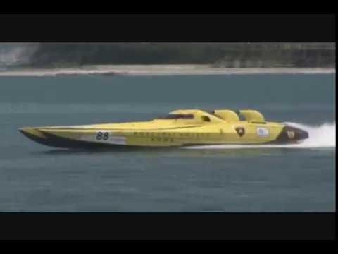 Bardahl Nautica: alla scoperta del team Giorgi offshore