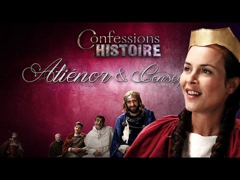 Aliénor & Conséquences (La 2ème Croisade) - Aliénor d'Aquitaine, Louis VII