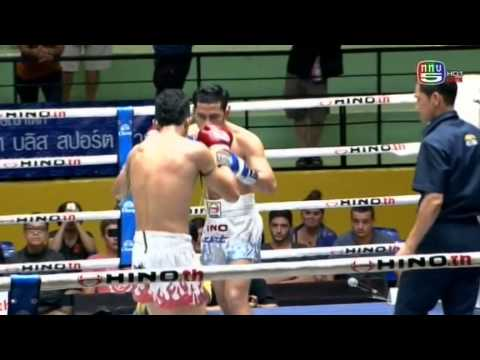 Professional Muay Thai Boxing from Lumphinee Stadium on 2014-12-06 at 11 pm