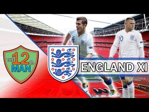England 2014 World Cup XI | The 12th Man | Road to the 2014 FIFA World Cup