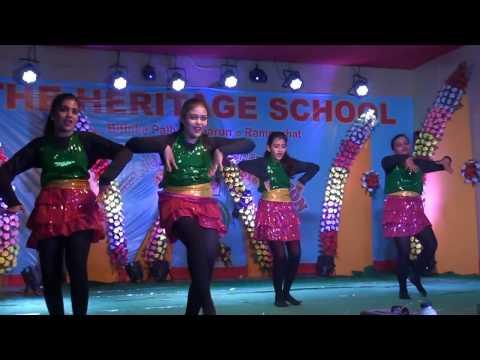 Sun Saathiya - Disney's ABCD 2 | Dance Cover | The Heritage School
