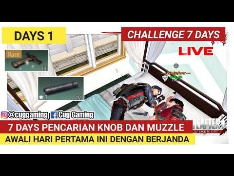 LIVE LIFEAFTER Days 1 Awali hari pertama rebuild ini dengan berjanda - 7 Days Chalengge demi KNOB