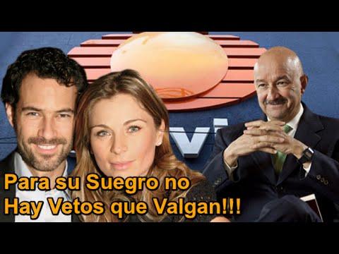 Televisa le hace los mandados a Ludwika