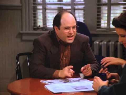 """Seinfeld Personals In The Daily Worker """"Yours or hers?"""" Scene"""