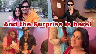 Shot With Dipika After 8 Yrs | Look Who Did Their Debut With Us | Shoaib Ibrahim