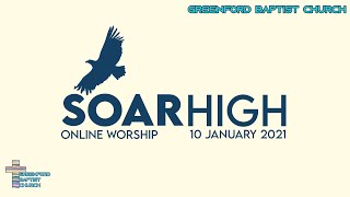 Greenford Baptist Church Sunday Worship (Online) - 27 December 2020