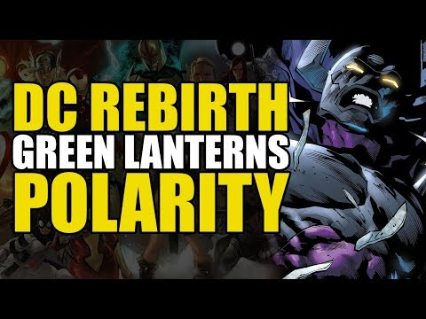 He's Not DC's Magneto! (Green Lanterns Rebirth: Polarity)