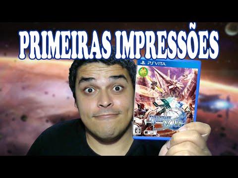 Phantasy Star Nova - PS Vita - Primeiras Impressões