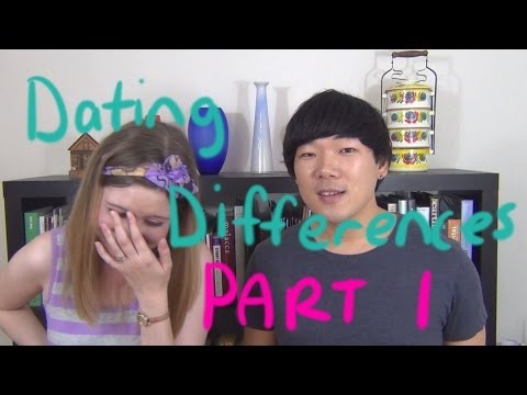 Dating Differences - Korea And Australia - PART 1
