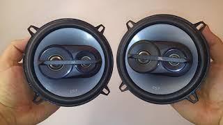 JBL CS 753 автомобильные динамики коаксиальная компонентная авто акустика 13см пылезащитные колпачки
