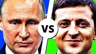 ЗЕЛЕНСКИЙ vs ПУТИН
