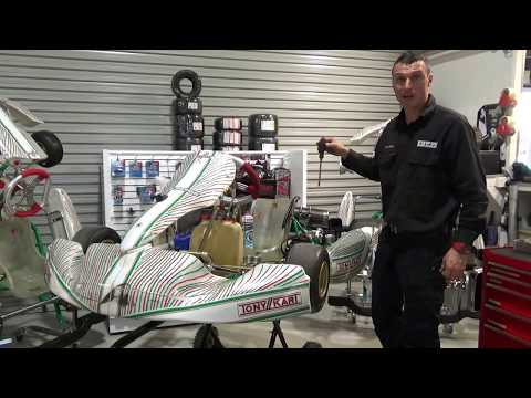 Power Republic - The Easy Way to Change Tony Kart Brake Pads