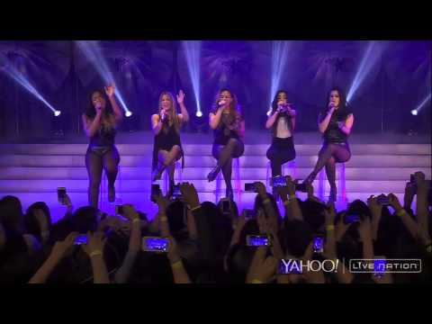 Take Me to Church (cover) by Fifth Harmony (LIVE at Boston) (HD)