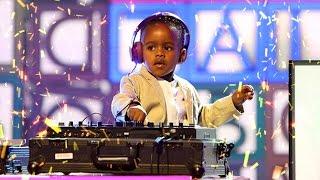 �������� ���� DJ Arch Jnr wins SA's Got Talent 2015 ������