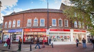 Royal George Buildings   Market Place & 68/71 Church Street   Rugby   Warwickshire   CV21 3PT