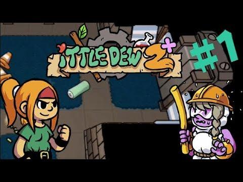 Ittle Dew 2 Pt 1 - Safety First | Polliegon Gaming |