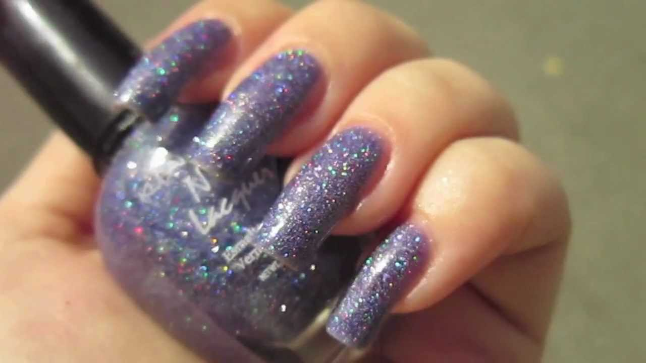 Kleancolor Holo Chrome - YouTube