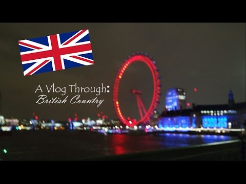 A Trip Through London | Osi Vlogs (EUROPE EDITION PT. 1)