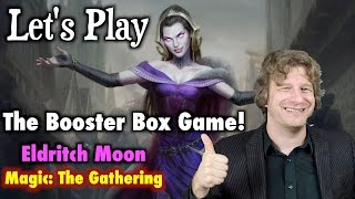 mtg lets play the eldritch moon booster box game for magic the gathering release