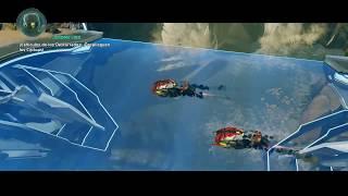 Halo Wars 2 mision 3||En Legendario||Sin comentarios :v
