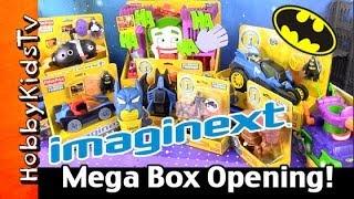 BATMAN Imaginext Mega Box Opening