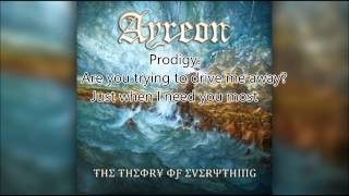 Ayreon-Inertia, Lyrics and Liner Notes