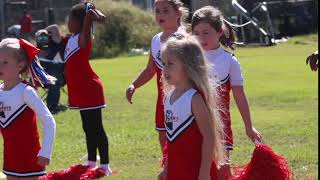 i9 Sports 352- South Wilmington: Cheer Highlights (Oct. 13)