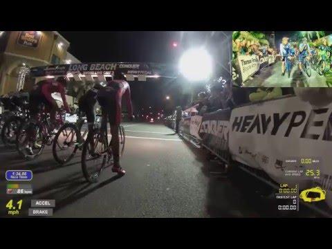 Long Beach WolfPack Hustle Fixed Gear Race