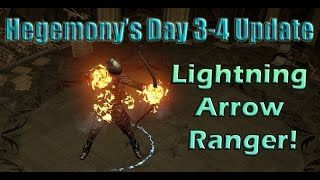 Path of Exile Act 4 Beta: LA Ranger Day 3-4 Updates!