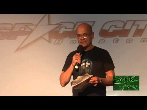Robert Picardo does an impromptu panel at Space City Con 2013