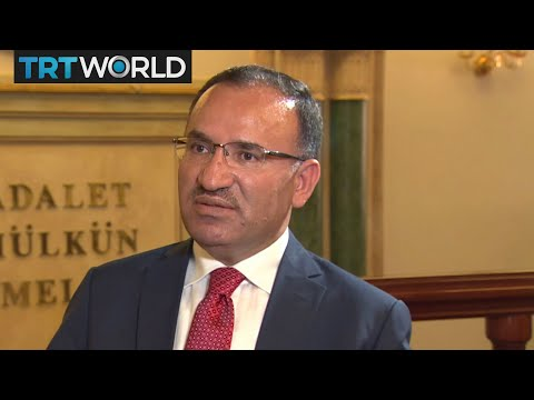 One on One: Interview with Bekir Bozdag, Turkish Justice Minister