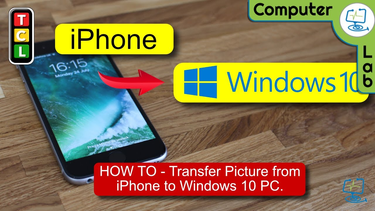 transfer photos from iphone to pc windows 7 how to transfer photos from iphone to windows 10 pc 8384