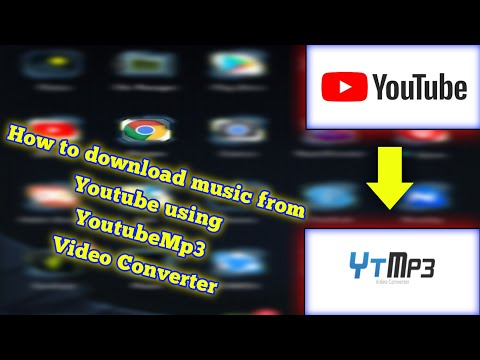 How to Download Music from Youtube using YoutubeMp3 Video Converter