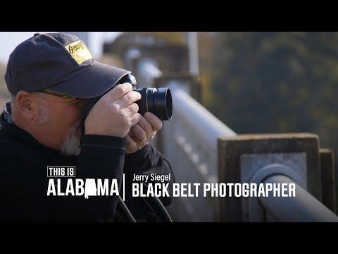 Jerry Siegel: Black Belt Photographer  This is Alabama