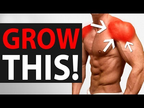 5 Shoulder Exercises with Cables!